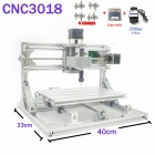 CNC 3018 ER GRBL Control DIY CNC Machine, 3 Axis Pcb Milling Machine, Wood Router Laser Engraving Best Toys cnc3018 500mw laser