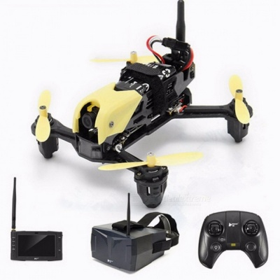 Hubsan H122D X4 Portable Mini Micro 5.8G FPV Racing RC Drone Quadcopter with 720P Camera, Low Battery Protection Standard Version