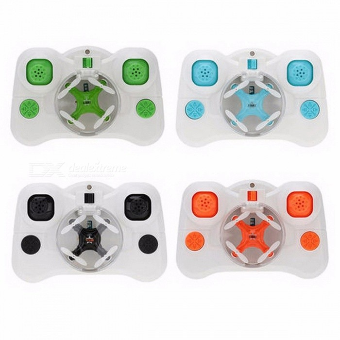 Cheerson CX-Stars CX Stars Mini 2.4G 4CH 6-Axis RC Quadcopter Drone with 3D Flip Headless Mode  For Christmas Gift BlueR/C Airplanes&amp;Quadcopters<br>Description<br><br><br><br><br>Type: Helicopter<br><br><br>Features: Remote Control,Flashing<br><br><br><br><br>Aerial Photography: No<br><br><br>State of Assembly: Ready-to-Go<br><br><br><br><br>Age Range: & 14 years old,12-15 Years,Grownups<br><br><br>Package Includes: USB Cable,Original Box,Operating Instructions,Batteries,Remote Controller<br><br><br><br><br>Material: Plastic,Metal<br><br><br>Control Channels: 4 Channels<br><br><br><br><br>Controller Mode: MODE2<br><br><br>Power Source: Electric<br><br><br><br><br>Remote Control: Yes<br><br><br>Motor: Brushless Motor<br><br><br><br><br><br><br><br><br><br><br><br>Features:<br>100% and brand new.<br>With four colors to choose from.<br>Tiny miniature quadcopter, ultra small design.<br>Throw to fly, real 6 axis gyro.<br>Up/down, left/right, forward/backward, flip, hover and hand launch.<br>2.4G 4CH transmitter and for your easy control.<br>It can realize 360°rotation.<br>With headless mode, no need to adjust the position of aircraft before flying.<br>LED light for night tracking.<br><br>Specifications:<br>Brand name: Cheerson<br>Model name: CX-Stars<br>Item type: RC quadcopter<br>Colour: Black/Orange/Blue/Green optional<br>Material: ABS<br>Control channel: 4 channels<br>Controller: 2.4GHz mode 2<br>Gyroscope: Six axis<br>Motor: Coreless Motor<br>Function: forward/backward, up/down, left/right, sideward flight, hovering, 3D flips, headless mode<br>Remote distance: About 20m<br>Charging voltage: 3.7V<br>Charging time: About 30mins<br>Action time: About 4mins<br>Quadcopter battery: 3.7V 80mAh Li-po battery (built-in)<br>Transmitter battery: 2 x 1.5V AAA battery (not included)<br>Suitable for children above 14 years old<br>Item dimension: 3.5 x 3.5 x 2cm<br>Item weight: 7.7g<br><br>Package information:<br>Package size: 13 x 12 x 5cm / 5.2 x 4.8 x 2in<br>Package weight: 