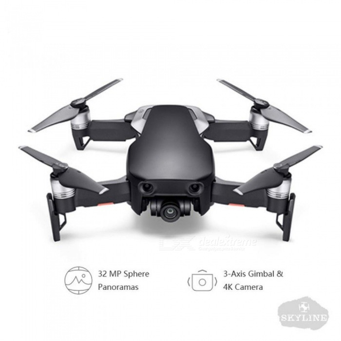 DJI Mavic Air/Mavic Air Fly More Combo drone 4K 100Mbps Video 3-Axis Gimbal Camera with 4KM Remote Control FoldableRC Quadcopter Fly More Combo Red