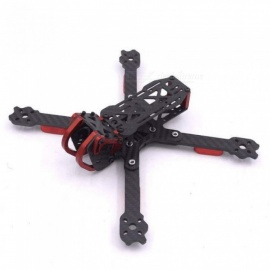 Dragon-HX5-X5-220mm-5-inch-FPV-Racing-Frame-Kit-RC-Drone-4mm-Arm-Carbon-Fiber-For-RC-Multirotor-Models