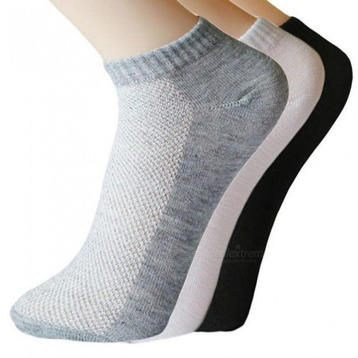 5Pairs Low Cut Ankle Socks Womens Socks Summer Thin Boat Sock Female Cotton Blends Ladies Socks Art Socken Chaussettes Femme  One Size/White for sale in Bitcoin, Litecoin, Ethereum, Bitcoin Cash with the best price and Free Shipping on Gipsybee.com