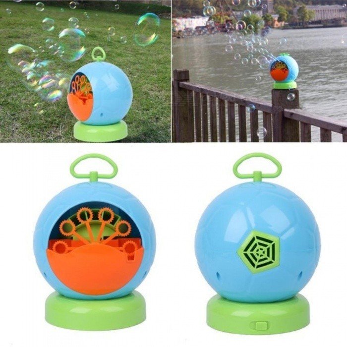 Automatic Bubble Machine Blower Maker Kids Children Indoor Outdoor Parties Toys Creative Toys  for Boys and Girls