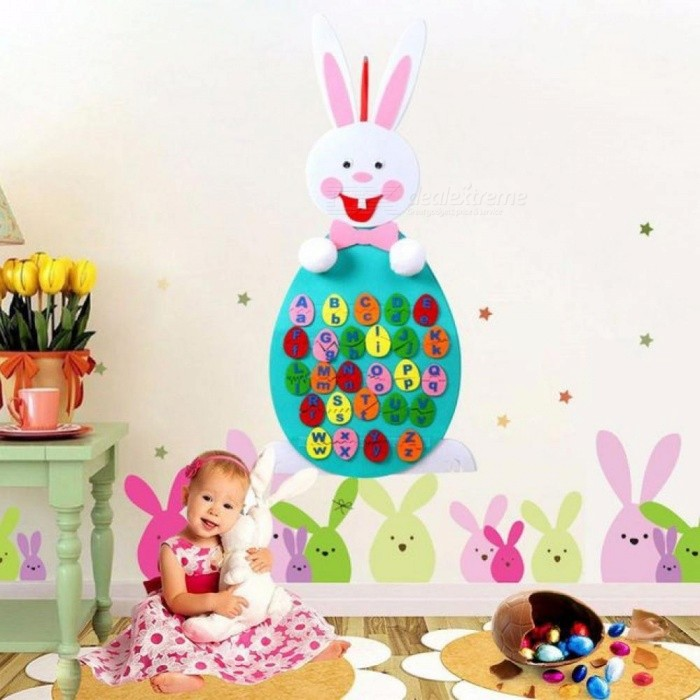 Felt-Puzzle-Bunny-DIY-Crafts-Easter-Bunny-Alphabet-Puzzle-Game-Easter-Decoration-Learning-Education-Toys-for-Children-Rabbit