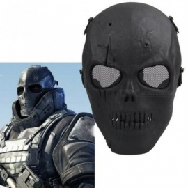 Party Masks Airsoft Mask Skull Full Protective Mask Military Halloween Cosplay Party Decoration       Airsoft Mask