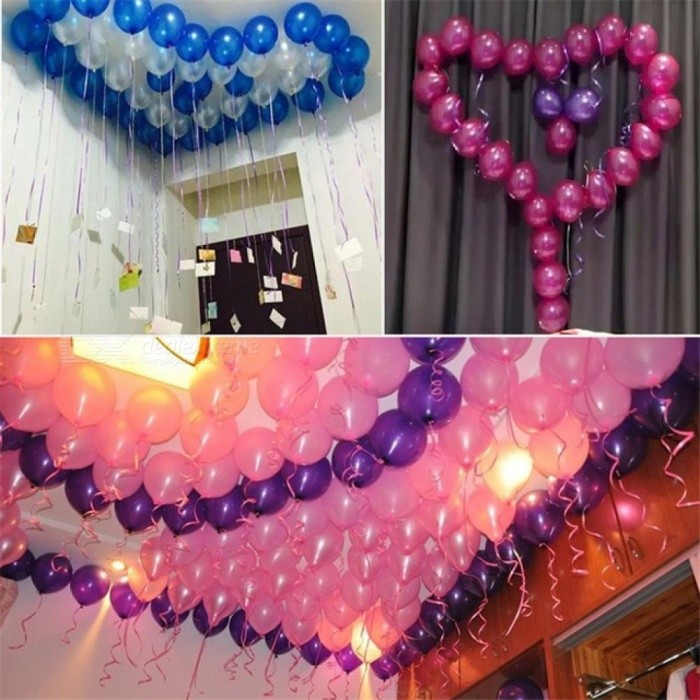 Buy Gold Balloons 10pcs 12 Inch Thick 2.8g Latex Helium Balloons Wedding Decoration Inflatable Air Balls Birthday Party Supplies Rose with Litecoins with Free Shipping on Gipsybee.com