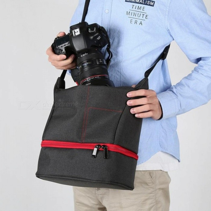 Photo-Camera-SLR-Camera-Waterproof-Bag-Travel-Bag-Shoulder-Camera-Bag-Camera-portable-Case-DSLR-Photo-Backpack-Photographic-Red