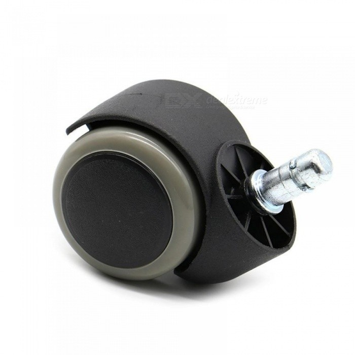5pcs-Universal-Mute-Caster-50KG-Wheel-2quot-Replacement-Office-Chair-Swivel-Rubber-Rollers-Wheels-Furniture-Hardware