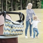 Baby-Strollers-Bag-Organizer-Waterproof-Diaper-Nappy-Bag-Stroller-Accessories-Baby-Bags-for-Mom-Red-wave