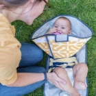 New-Newborn-Clean-Hands-Changing-Pad-Portable-Baby-3-in-1-Cover-Mat-Folding-Diaper-Bag-Kit-Fashion-Hot-Gray
