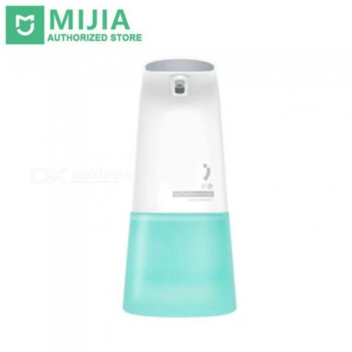 Original Xiaomi Minij Auto Foam Soap Induction Foaming Hand Washer With Empty Bottle Smart Home Adult and Children's Health Care