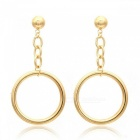 Fashion Jewelry Accessories Bohemia Big Hollow Circle Design Hoop Earring Best Gift for Lover's Girl  Style 4