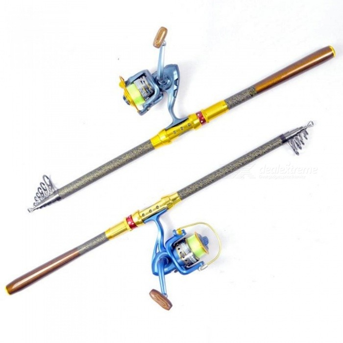 Buy 1.8m-3.6m 99% Carbon Fiber Telescopic Stream Fishing Rod Ultralight Carp Bait Casting Ice Fishing Rod High Quality  3.6m/Yellow with Litecoins with Free Shipping on Gipsybee.com