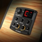 GT-6-Acoustic-Guitar-Preamp-Piezo-Pickup-3-Band-EQ-Equalizer-LCD-Tuner-with-Reverb-Delay-Chorus-Wide-Effects-Black
