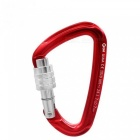 GM-24kN-Carabiner-Climbing-Equipment-CE-UIAA-Screw-Locking-Rock-Climbing-Carabiner-D-Buckle-Rope-Survival-Rescue-Mountaineerin-2pcs