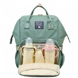 Mummy-Maternity-Nappy-Backpack-Bag-Large-Capacity-Mom-Baby-Multifunction-Outdoor-Travel-Diaper-Bags-for-Baby-Care-Olive-Green