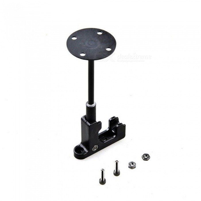 GPS Antenna Stand Mount Folding Seat Base Foldable Bracket Holder for DIY Drone FPV 250 Quadcopter Multirotor F17403 Black for sale in Bitcoin, Litecoin, Ethereum, Bitcoin Cash with the best price and Free Shipping on Gipsybee.com