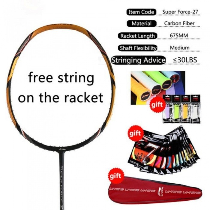 Professional-Badminton-Rackets-Carbon-High-Quality-Badminton-Sports-Racquet-Sports-Single-Racket-Carbon-Rackets-AYPM228-1H