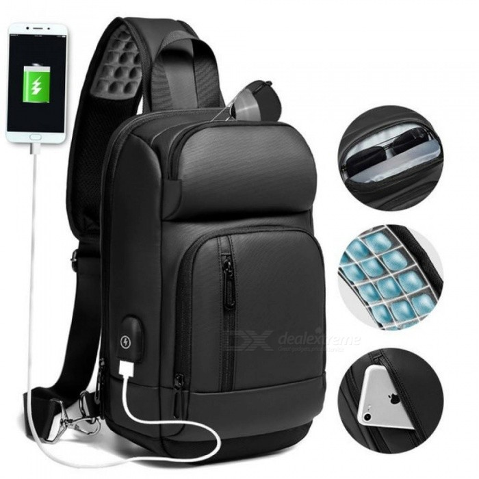 Black-Chest-Pack-Men-Casual-Shoulder-Crossbody-Bag-USB-Charging-Chest-Bag-Water-Repellent-Travel-Messenger-Bag-Male-Black