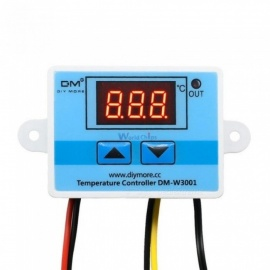 Electronic Thermostat LED Display Breeding Temperature