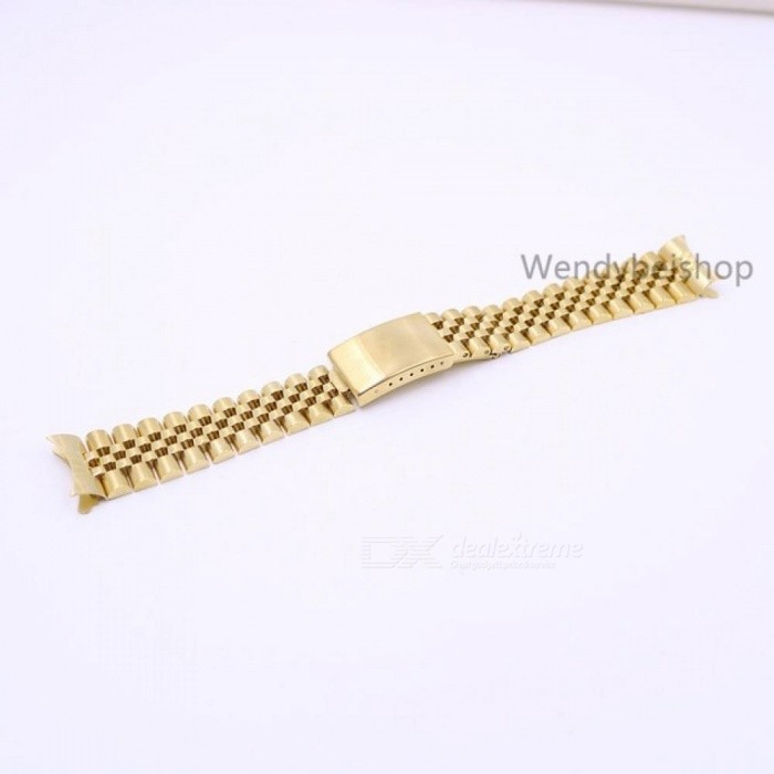 Hollow-Curved-End-Solid-Screw-Links-Replacement-Watch-Band-Old-Style-Vintage-Jubilee-Bracelet-For-Datejust-Golden