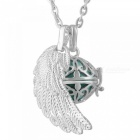 Mexican-Bola-Necklace-Aromatherapy-Cage-Pendant-Angel-Caller-Sound-16mm-Harmony-Ball-with-Chain-Jewelry-glow-in-the-dark