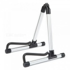 Light-Weight-Guitar-Stand-Aluminum-Alloy-Foldable-Acoustic-Electric-Classic-Bass-Guitarra-Music-Instrument-Stand-Hanger-Silver