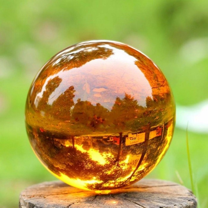 Crystal-Magic-Ball-Asian-Natural-Quartz-Amber-Crystal-Healing-Quotes-Ball-with-Base-Sphere-Home-Decor-80mm