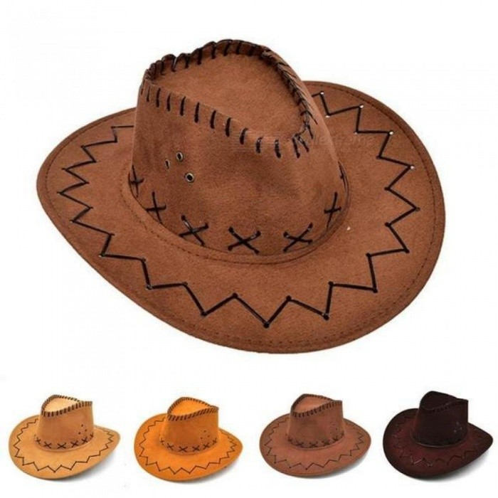 Cowboy Hat Suitable For Kid Boys Girls Party Costumes Cowgirl Cowboy Hat Multi Colors Available For Option