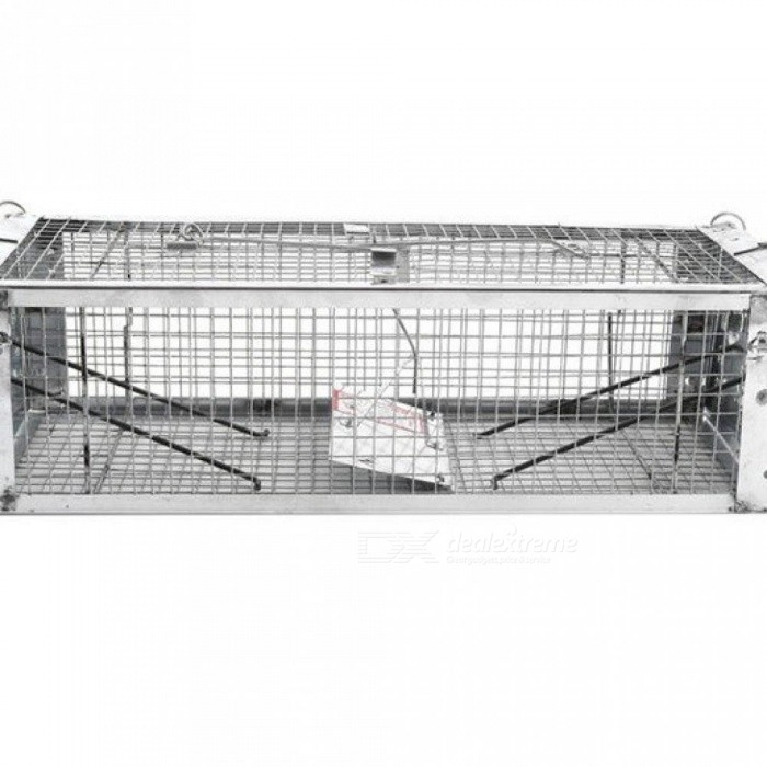 SingleDouble-Door-Rat-Cage-Mice-Repeller-Camping-Rat-Trap-Catch-Bait-Hamster-Mouse-Trap-Cage-Pest-Control-One-Door