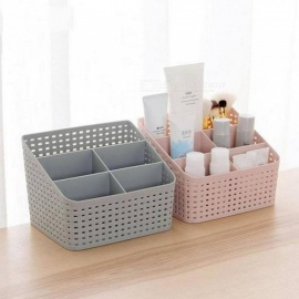 Makeup-Organizer-Storage-Box-Desk-Office-Organizer-Cosmetics-Skin-Care-Plastic-Storage-Drawer-Jewelry-Box-Light-Pink