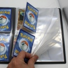 160-Cards-Capacity-Cards-Holder-Binders-Albums-For-Pokemon-TCG-MTG-Magic-Yugioh-Board-Game-Cards-book-Sleeve-Holder-Blue