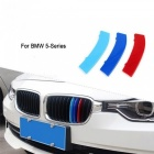 3D-Car-Front-Grille-Trim-Sport-Strips-Cover-Stickers-For-BMW-E39-E60-F10-F07-G30-5-series-GT-M-Power-Accessories-3PCS-For-G30-2018