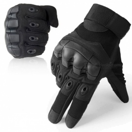 Touch-Screen-Tactical-Gloves-Military-Army-Paintball-Shooting-Airsoft-Combat-Anti-Skid-Rubber-Hard-Knuckle-Full-Finger-Gloves-SBlack