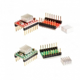 EasyDriver Shield Stepping Stepper Motor Driver A3967 for