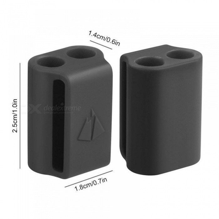 Anti-lost Silicone Holder for AirPods Holder Portable Anti