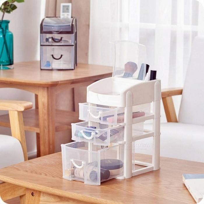 Mini-2-3-Layers-Desktop-Drawer-Storage-Box-Sundries-Case-Small-Objects-Cosmetics-Box-Desktop-Organizer-WHITE-2LAYERS