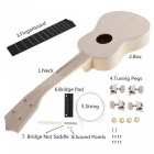 Simple-and-fun-Ukulele-DIY-Kit-Hawaii-Guitar-Handwork-Support-Painting-Childrens-Toy-Assembly-for-Amateur-21-Inch-21-inches