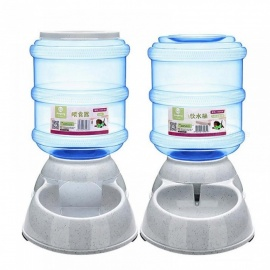 35L-Automatic-Pet-Feeder-Large-Capacity-Tableware-Dogs-Cats-Feeder-Food-Bowl-Dispenser-Animal-Pet-Automatic-Water-Drinking-one-sizeFood