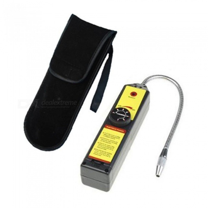 MLB-Refrigerant-Halogen-Freon-Leak-Detector-AC-R134-R410a-R22-Air-Gas-HVAC-Tool-With-Bag-And-Black-Color-Yellow