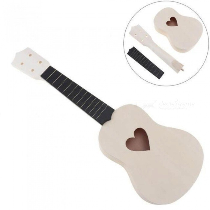 21-Inch-Ukulele-DIY-Kit-Set-Basswood-Hawaii-Guitar-Beginner-Musical-Instruments-for-Handwork-Painting-Parent-Child-Campaign-21-inches