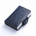 Men-and-Women-Business-Credit-Card-Holder-Metal-RFID-Double-Aluminium-Box-Crazy-Horse-Leather-Travel-Card-Wallet-Crazy-Red-X-7