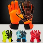 Professional-Goalkeeper-Gloves-Finger-Protection-Thickened-Latex-Soccer-Goalie-Gloves-Football-Goalkeeper-Gloves-Children-Size-7Green