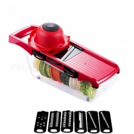Manual-Vegetable-Cutter-Mandoline-Slicer-Onion-Potato-Cutter-Carrot-Grater-Julienne-Fruit-Vegetable-Tools-Kitchen-Accessories-Red