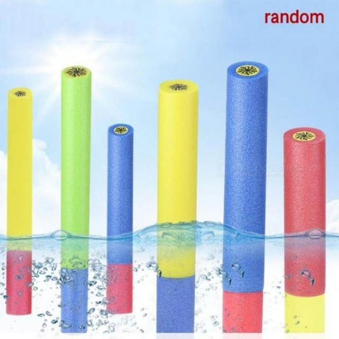 Buy Mini Swimming Play Water Pistol Toys EVA Foam Water Gun Kids Bath Swim Beach Squirt Toy Plastic For 1PCS Random with Litecoins with Free Shipping on Gipsybee.com