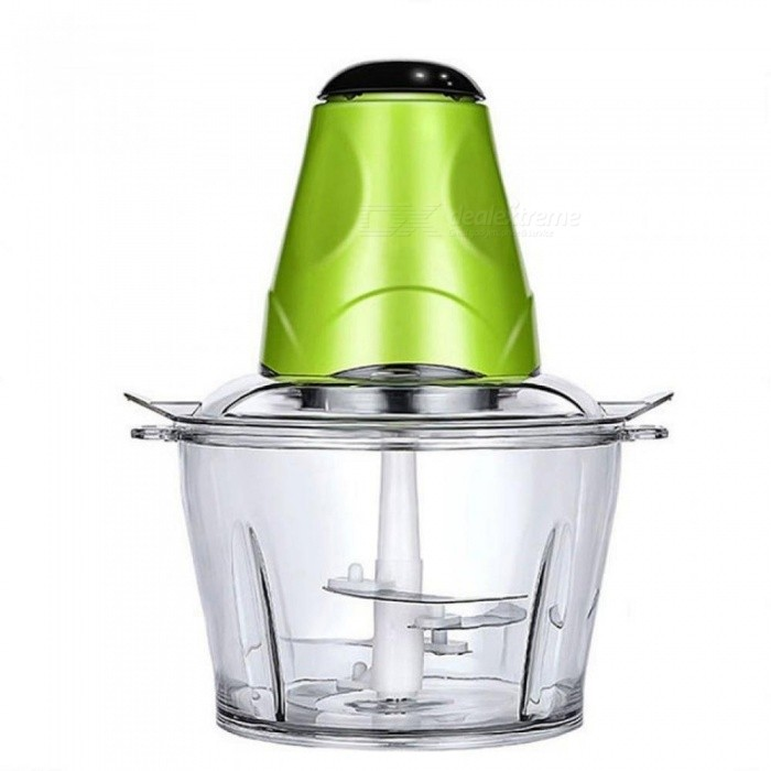 Automatic-Electric-Meat-Grinder-for-Kitchen-Multi-function-Food-Processor-Household-Spice-Fish-Meat-Chopper-2L-Green
