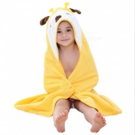 0-7-Kids-Towel-Spring-Girl-Cute-Hooded-Cartoon-Towel-Boy-Beach-Animal-Cute-Clothes-Children-Colorful-Cotton-Bathrobe-WEB-Green