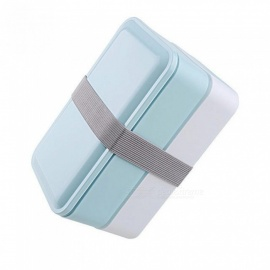 3-Colors-1000ml-Double-Layer-Lunch-Box-Food-Storage-Container-Microwave-Oven-Bento-Boxes-Dinnerware-Lunchbox-BPA-Sky-Blue