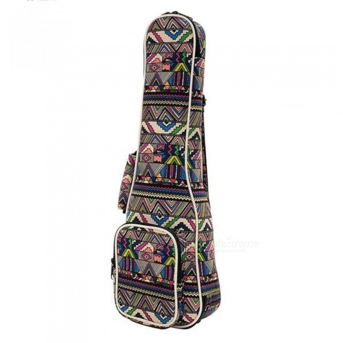 21-23-26-Ukulele-Instrument-Bags-Canvas-Guitar-Bags-With-Double-Shoulder-Strap-Cases-S-M-L-With-Colorful-21-inch