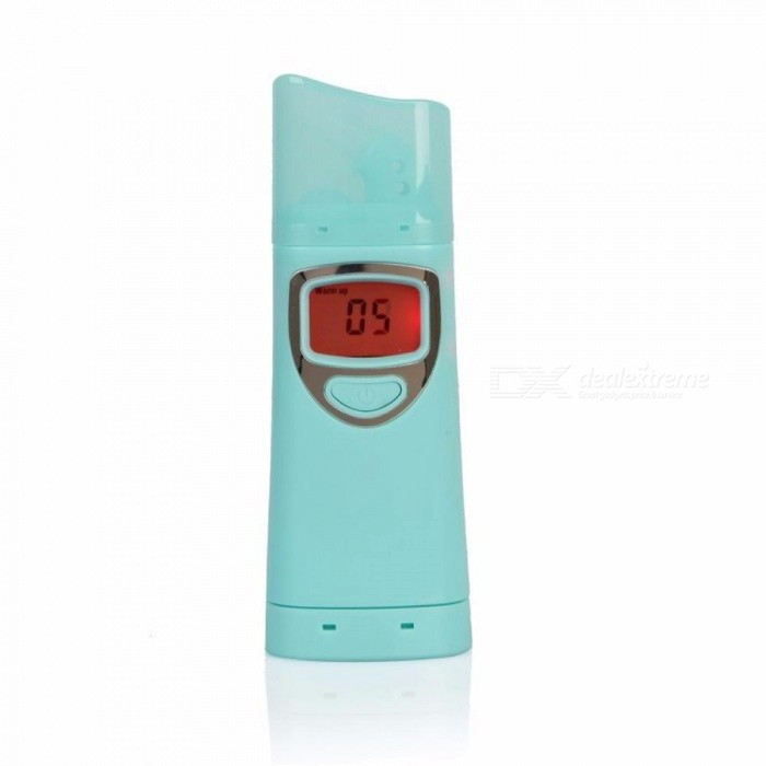 Prefessional-Digital-Breath-Alcohol-Tester-Breathalyzer-Safety-Alcohol-Detector-Alcotester-Drunk-driving-test-Blue